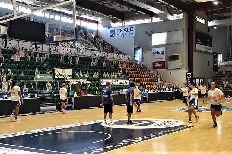 La Dinamo femminile ha iniziato la preparazione per il secondo anno di A1 -