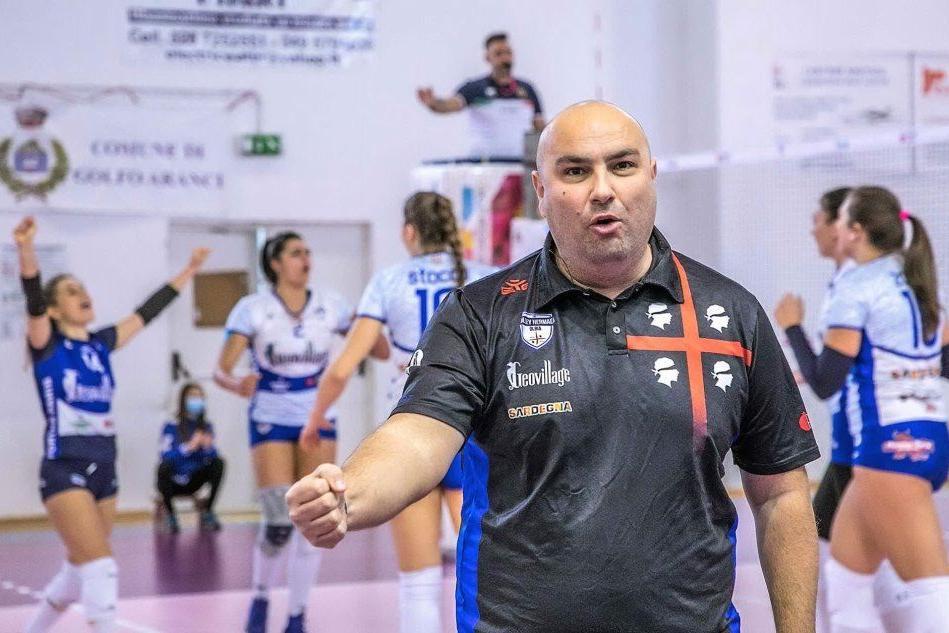 """Volley, l'Hermaea attende Martignacco. Il coach: """"Nulla ci è precluso"""""""