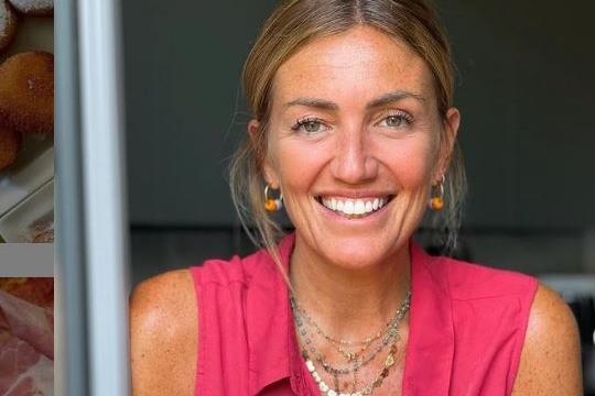 """La foodblogger Chiara Maci: """"In Gallura vorrei farmi raccontare la ricetta della zuppa di buccia di fave"""""""