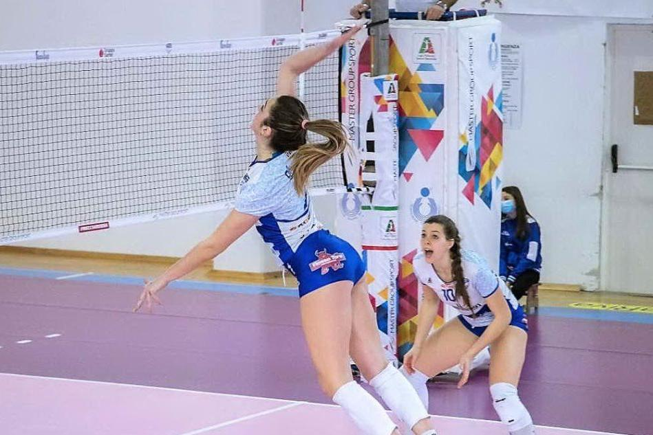 Volley, l'Hermaea sfida il Mondovì