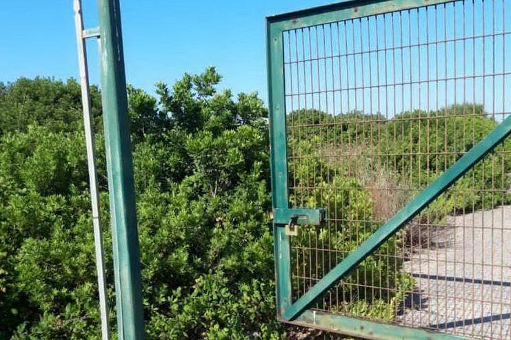 Vandali al Centro intermodale di Porto Torres, in azione i barracelli