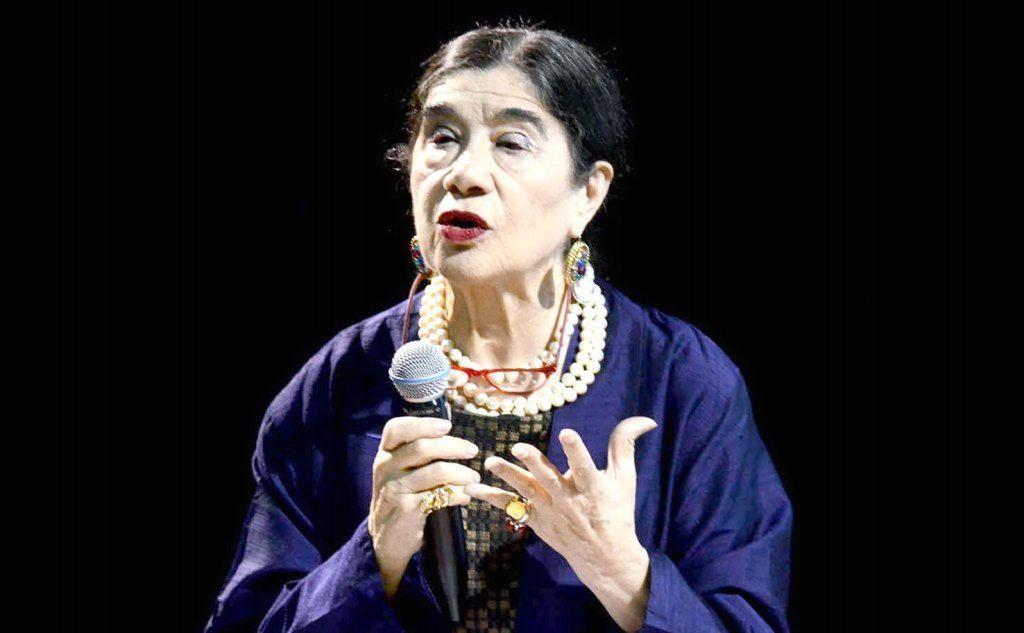 Maria Antonietta Mongiu (L'Unione Sarda)