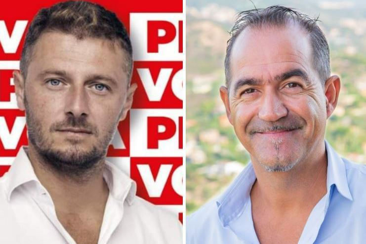 Comunali a Capoterra, conto alla rovescia per il ballottaggio Piga-Garau