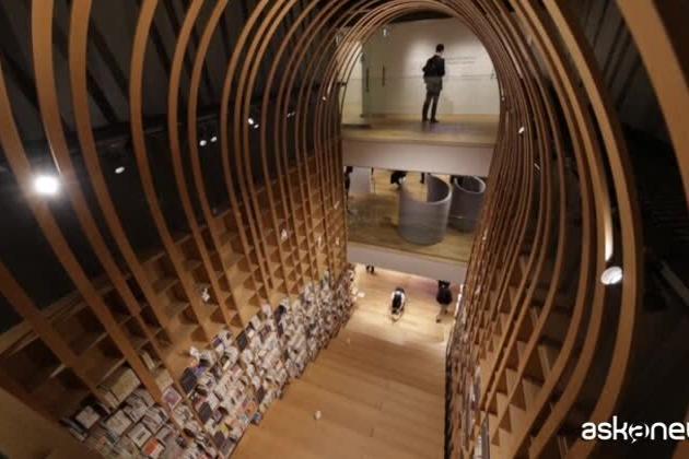 A Tokyo una libreria dedicata allo scrittore Haruki Murakami
