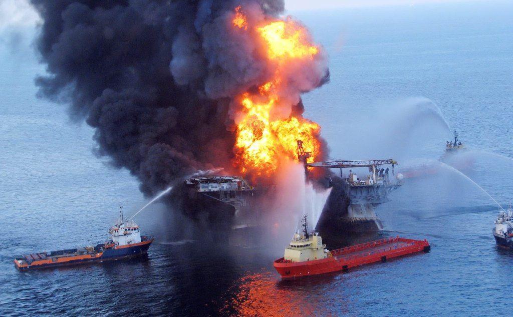 #AccaddeOggi: 20 aprile 2010, l'esplosione sulla Deepwater-Horizon