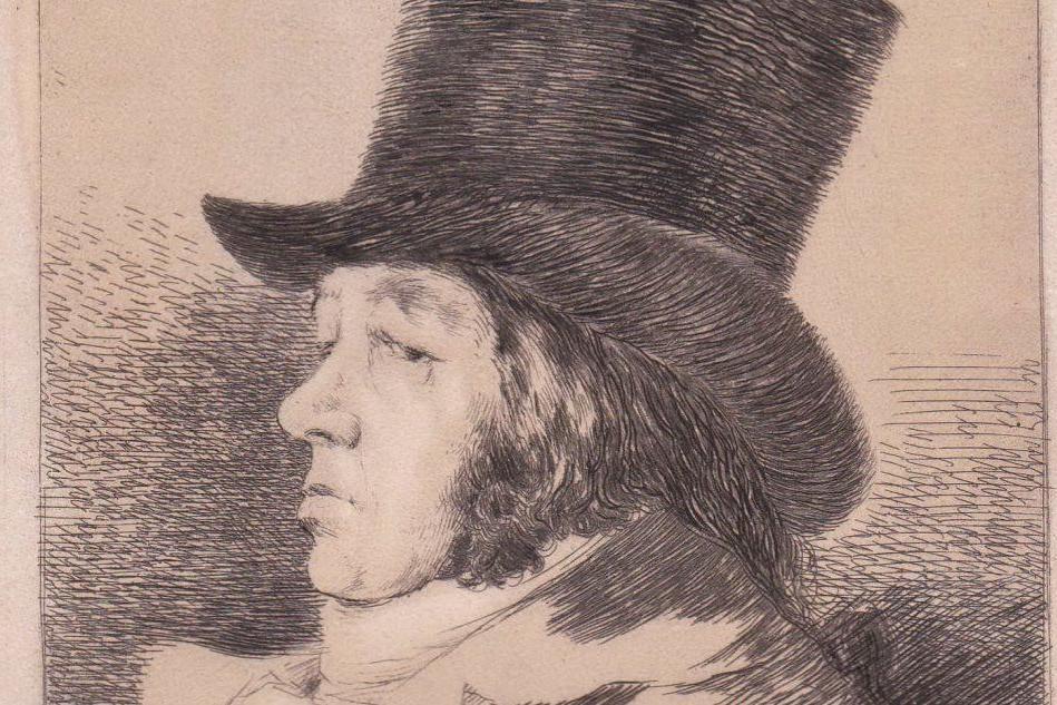 """Gli 80 """"Capricci"""" di Francisco Goya in mostra a Castelsardo"""