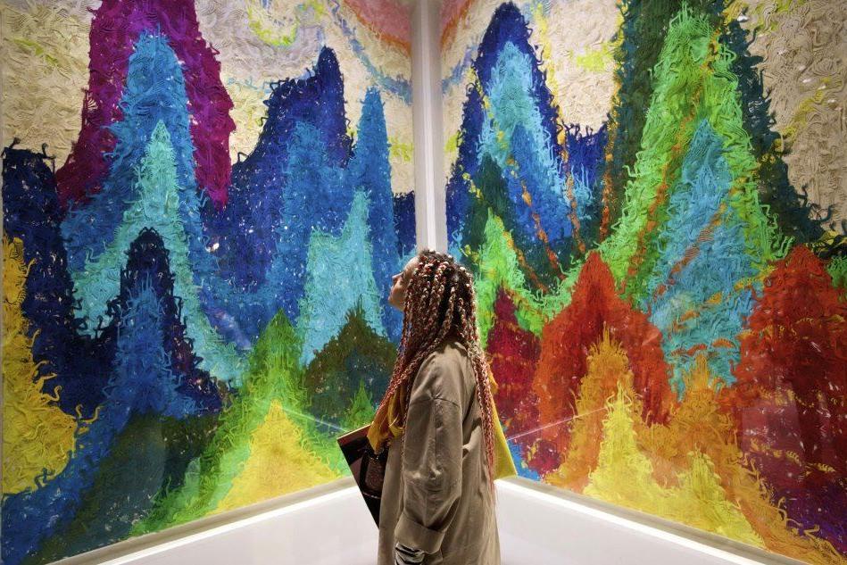 Apre la Biennale di Venezia: in mostra anche il sardo Ciacciofera