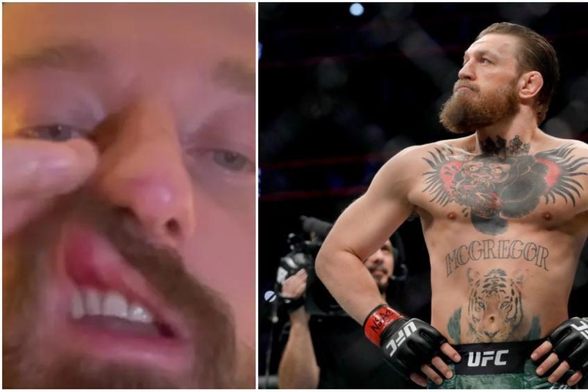 """Dj Francesco preso a pugni da Conor McGregor: """"Mi poteva uccidere, l'ho denunciato"""""""