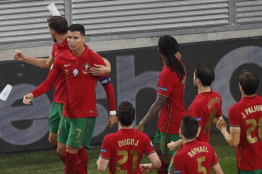 Si qualifica la Spagna, nel gruppo F passano le big el'Ungheria è fuori. Il quadro degli ottavi