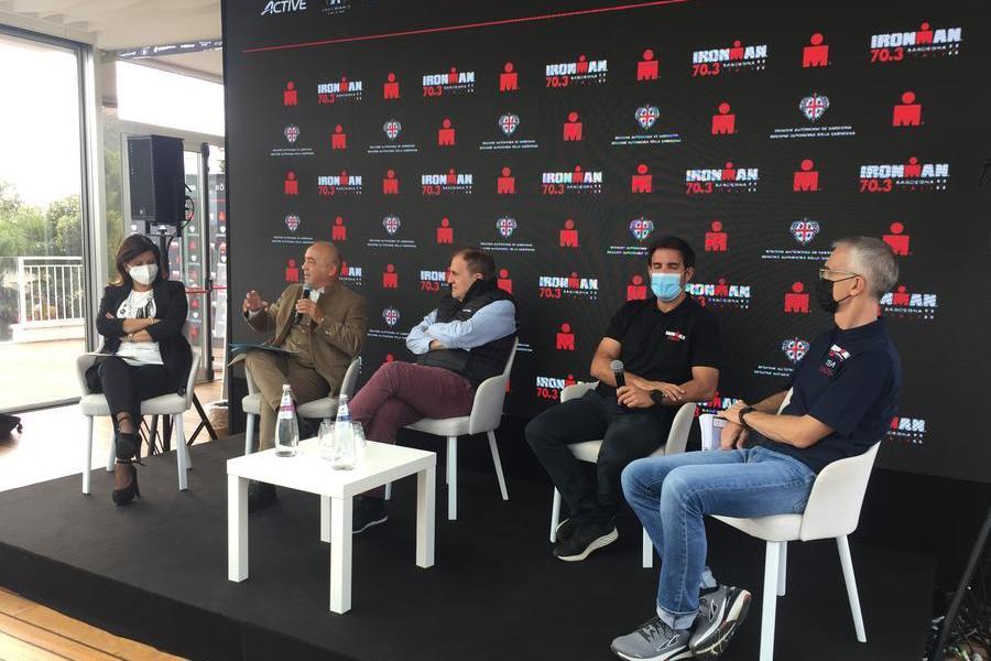 Ironman 70.3, quasi duemila iscritti per la prima volta in Sardegna