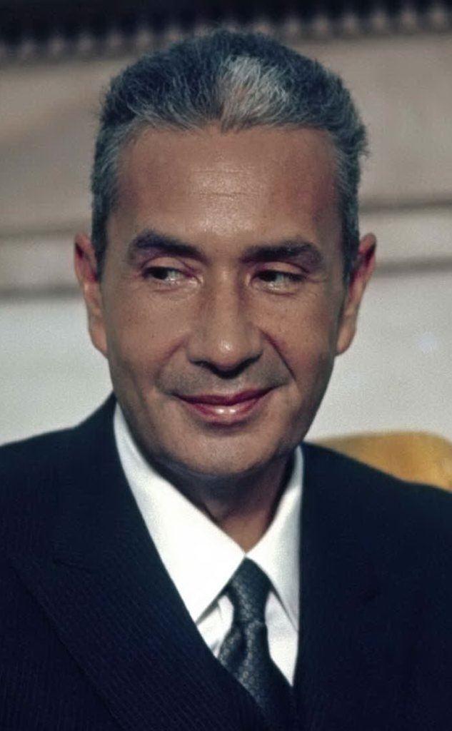 Aldo Moro nel 1969