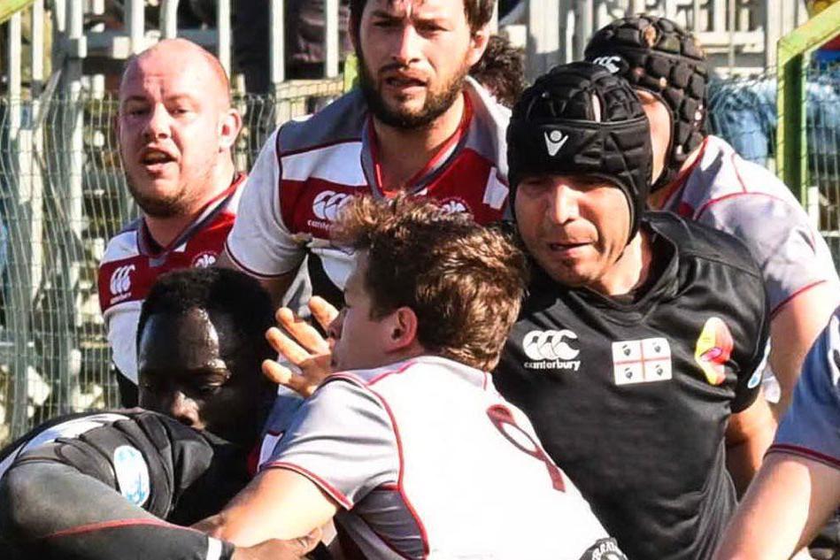 Rugby, Serie B maschile: esordio casalingo per Capoterra