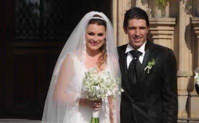 E' stato sposato con la showgirl ceca Alena Seredova (archivio L'Unione Sarda)