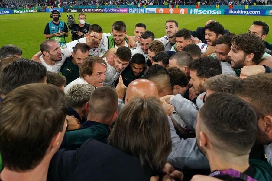 Tutti a Wembley: quattro squadre per il titolo, l'Italia spera