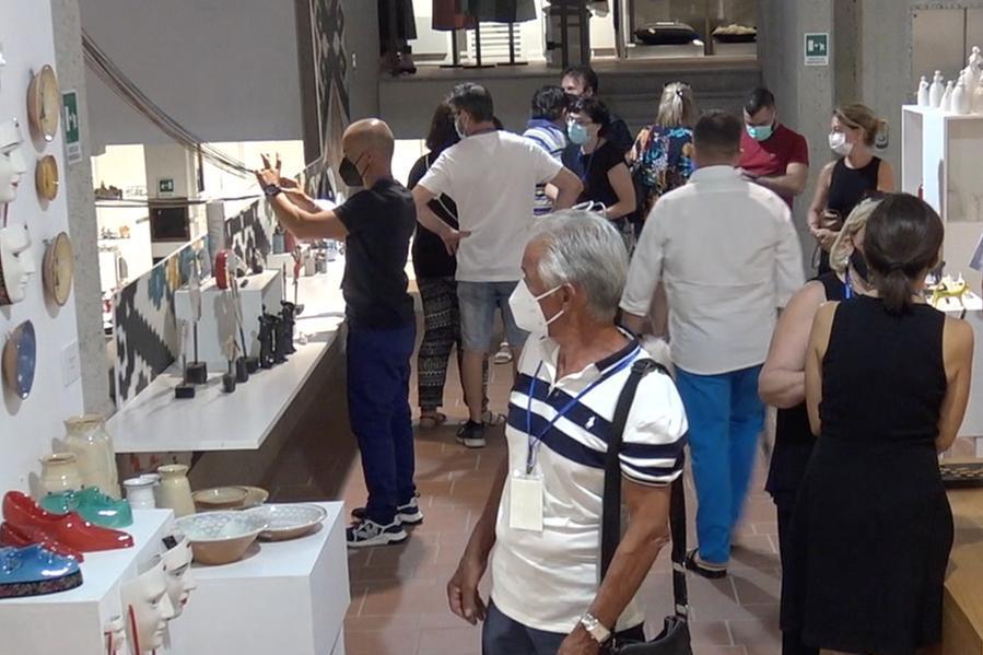 Il pubblico premia la Fiera dell'artigianato artistico: oltre 7mila visitatori per un volume d'affari di 170mila euro
