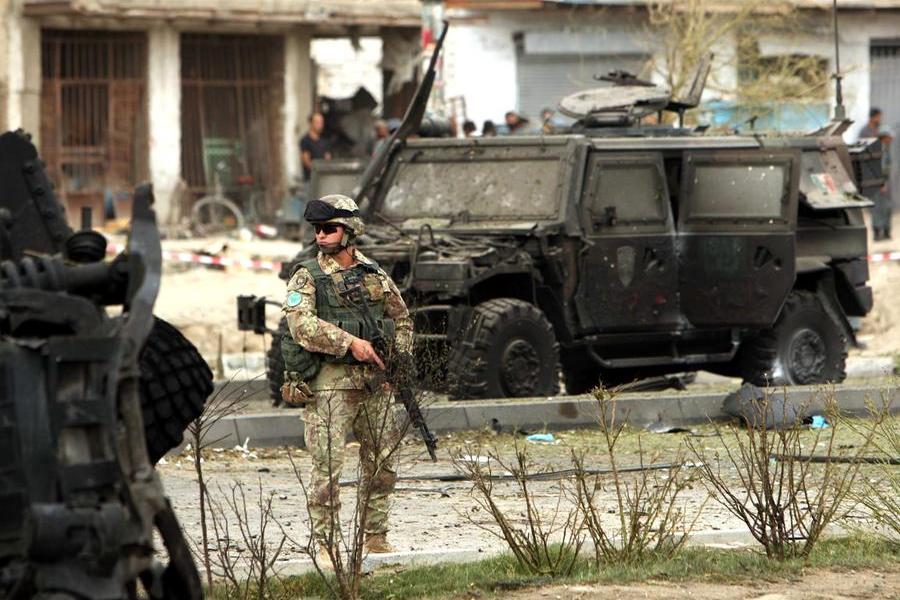 #AccaddeOggi: 17 settembre 2009, attentato a Kabul uccide sei italiani
