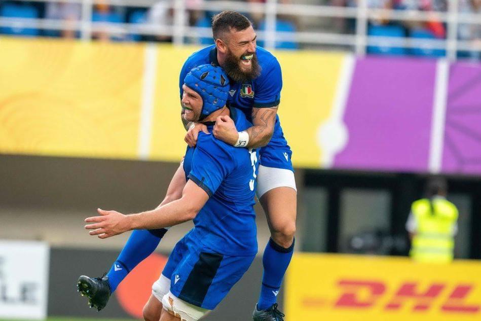 Mondiali di rugby, l'Italia batte anche il Canada