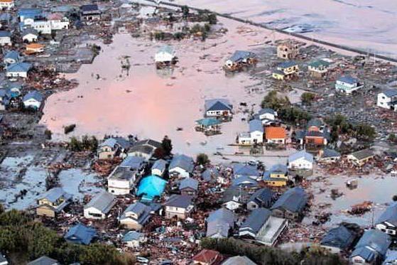 #AccaddeOggi: 11 marzo 2011, terremoto e tsunami in Giappone