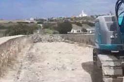 Porto Torres, via ai lavori di restauro al ponte romano sul Rio Mannu