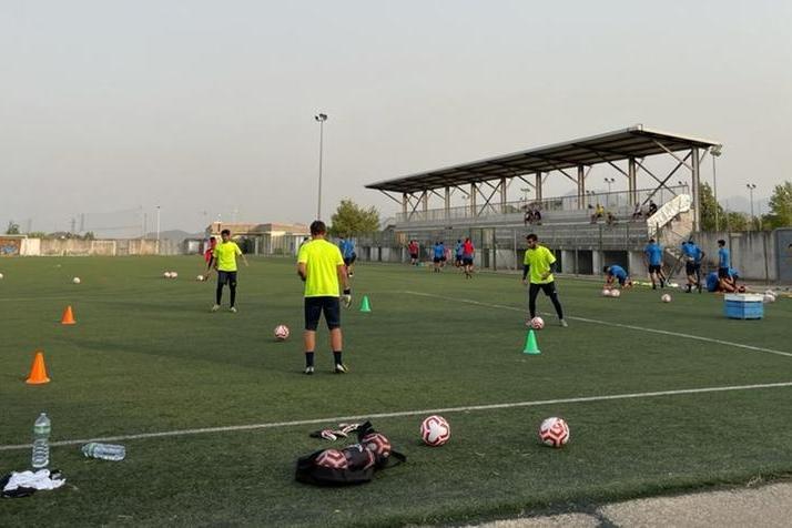 Scatta oggi la nuova stagione del Carbonia in serie D, ma il club emigra a Siliqua