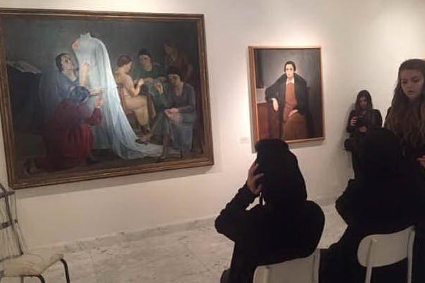 """Cagliari, un """"Museo in transito"""" sul pullman del Ctm"""