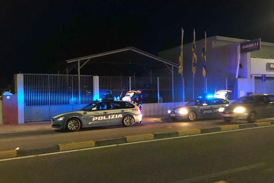 Oristano, 22enne cade dalla moto: soccorsa e portata al San Martino