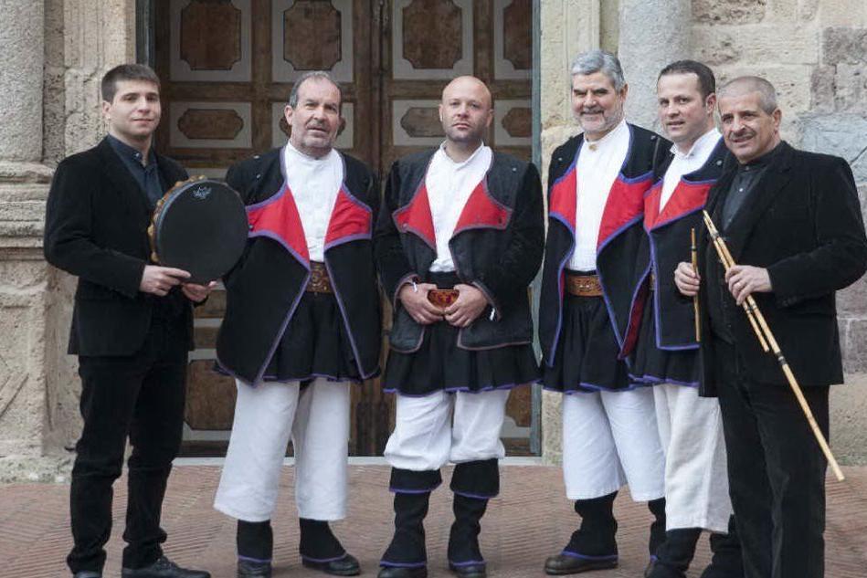 Doppio concerto in Piemonte per i Tenores di Neoneli