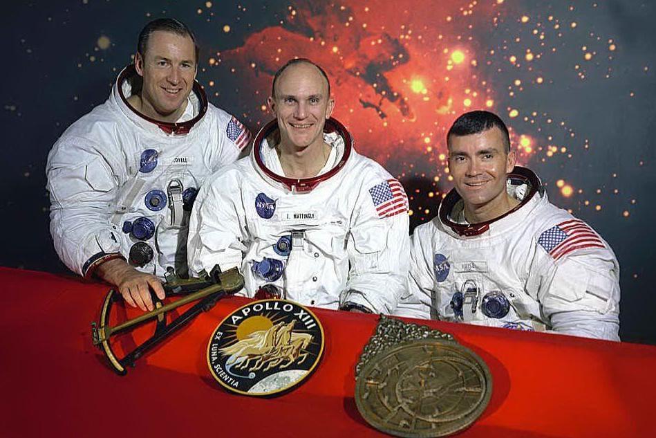 #AccaddeOggi: 11 aprile 1970, il lancio dell'Apollo 13