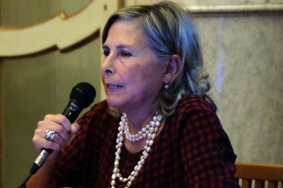 Maria Alessandra Pelagatti\r (foto archivio L'Unione Sarda)