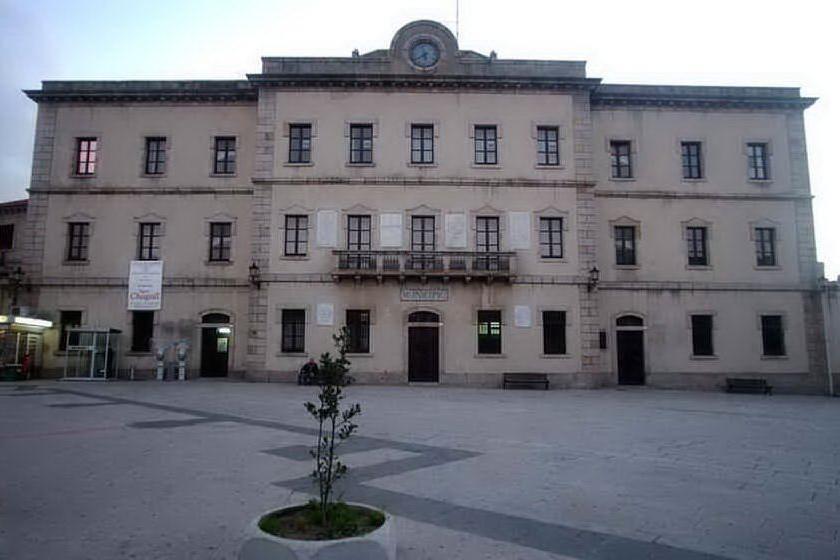 Tempio Pausania (archivio L'Unione Sarda)