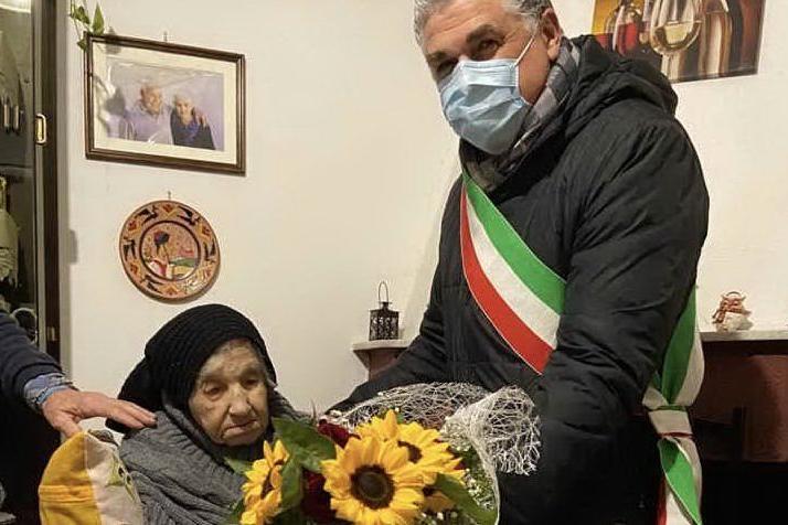 Terralba piange la sua centenaria: è morta a 101 anni Emma Peddis
