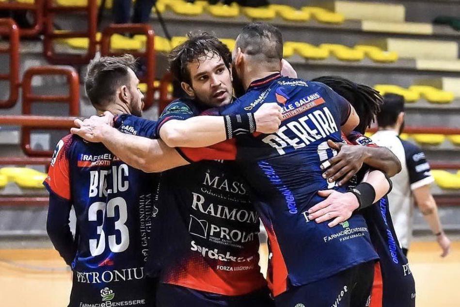 A1 maschile, la Raimond Sassari ospita il Cingoli, in A2 Verdeazzurro-Follonica