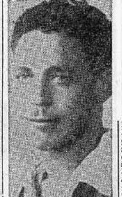 Giuseppe Caredda, il 37enne poi identificato come la vera vittima