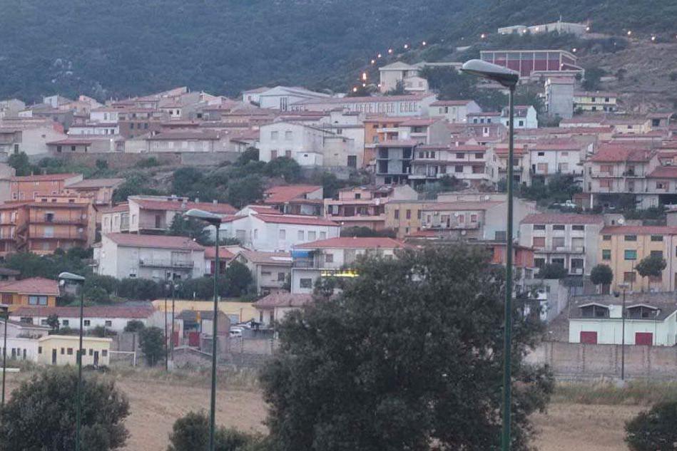 Berchidda (Archivio L'Unione Sarda - Satta)