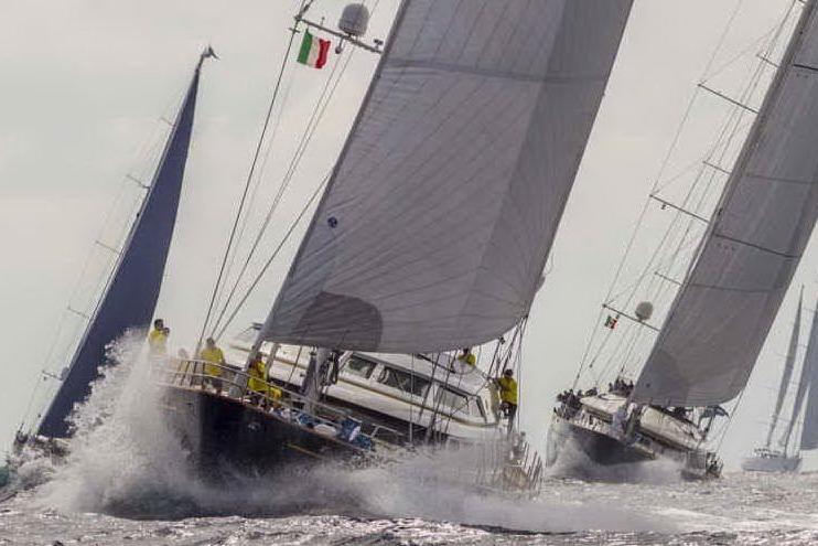 Vela, Silencio e Maltese Falcon in testa alla Perini navi Cup