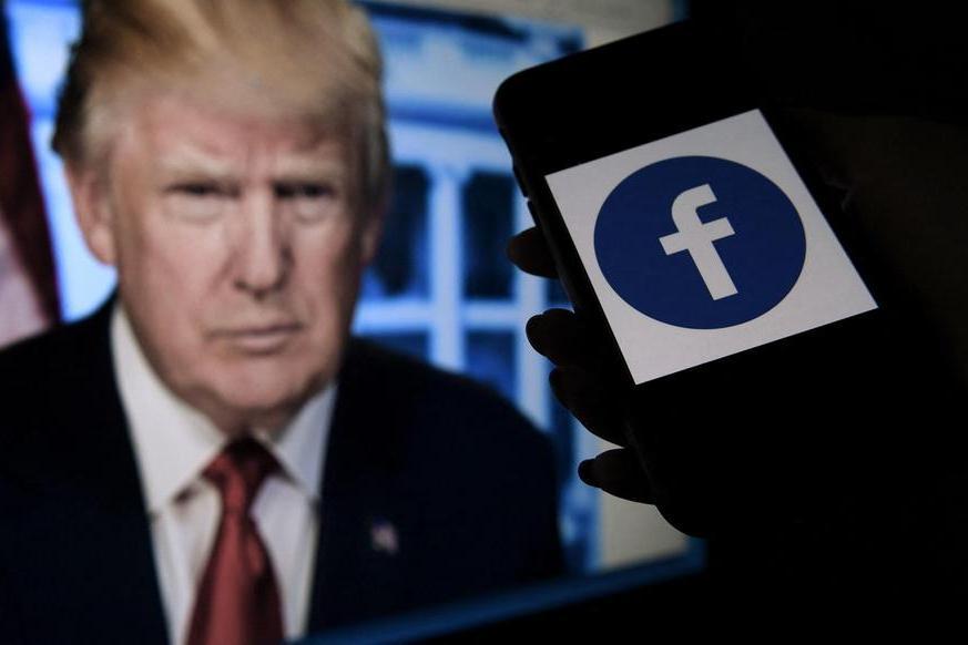 "Facebook, bando confermato per Trump. Lui: ""Una vergogna, devono pagare"""