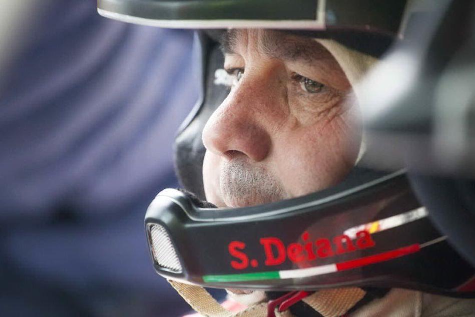 Il navigatore Sergio Deiana (foto Claudio Aresu)