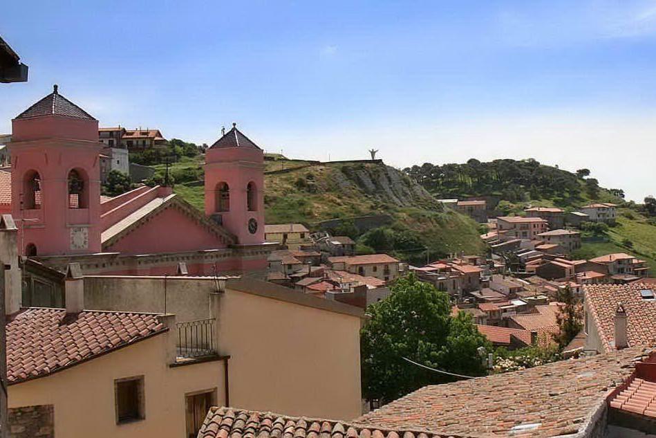 Santu Lussurgiu (Archivio L'Unione Sarda)