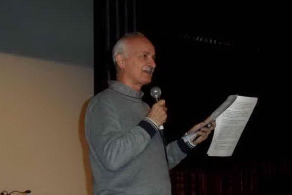 Giovanni Cervo (foto del circolo culturale sardo)