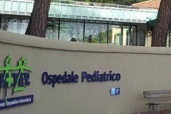 L'ospedale Meyer di Firenze