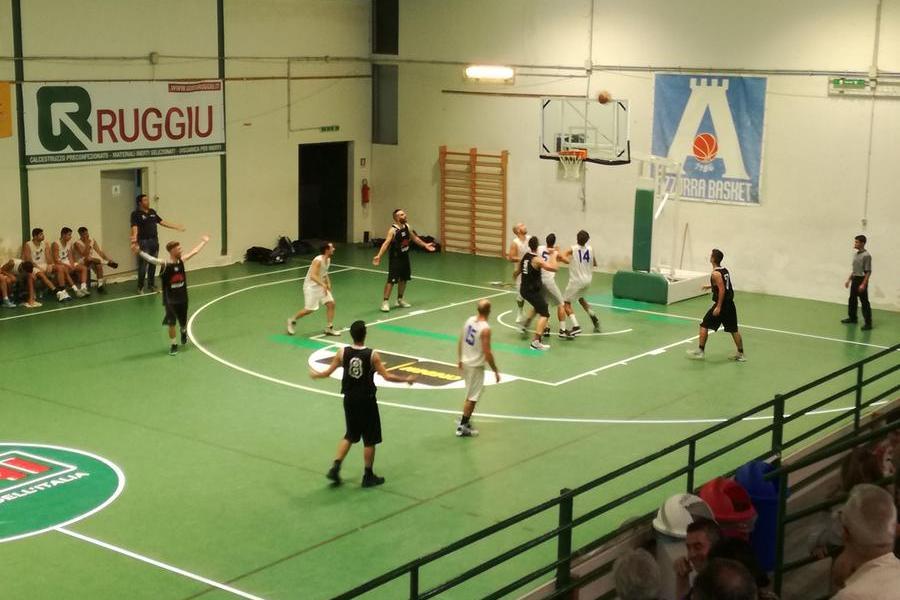 Basket, netta vittoria esterna del San Sperate nell'esordio contro il Su Planu