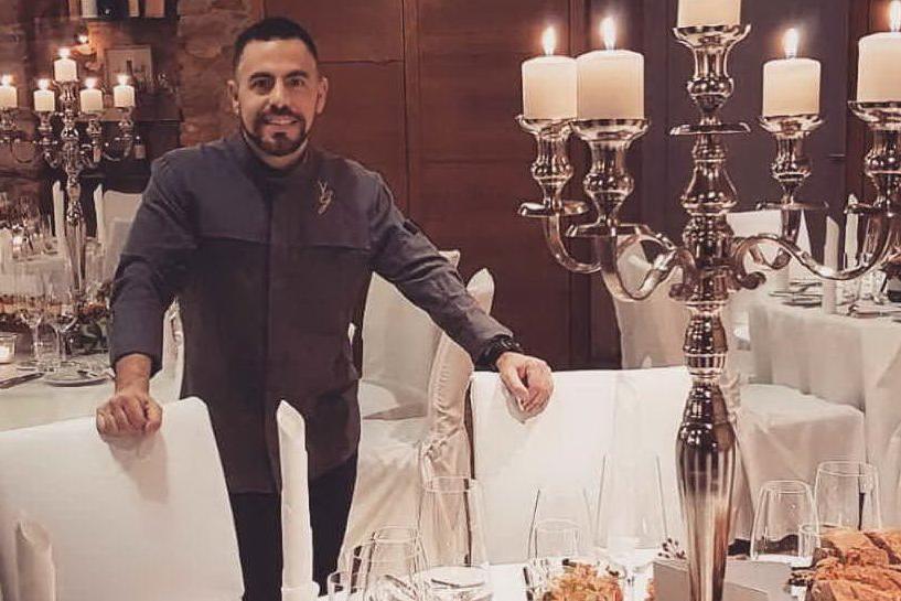 La stella Michelin in Germania col cuore sardo: è lo chef Daniele Corona