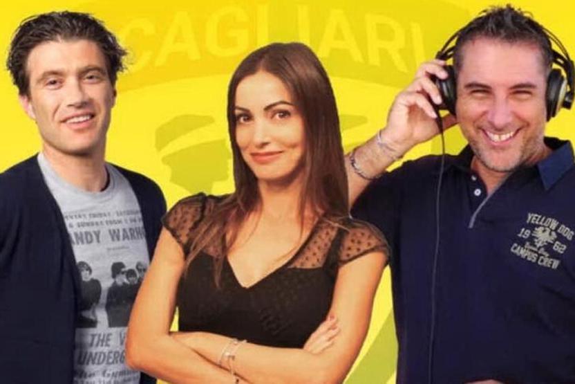 """""""Il Cagliari in diretta"""": ospiti sono Jeda e Lorenzo Minotti"""