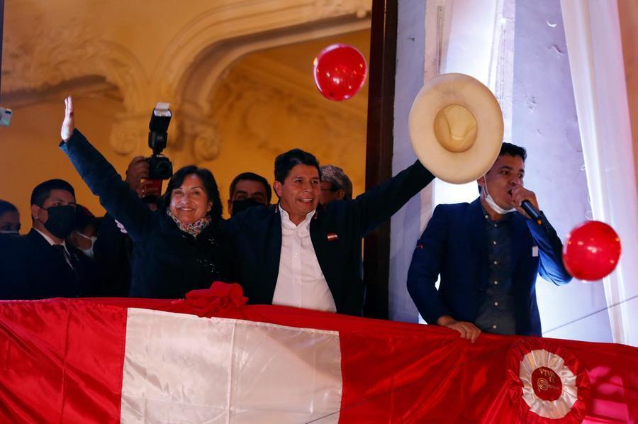 Perù: Castillo proclamato vincitore delle presidenziali - L'Unione Sarda.it