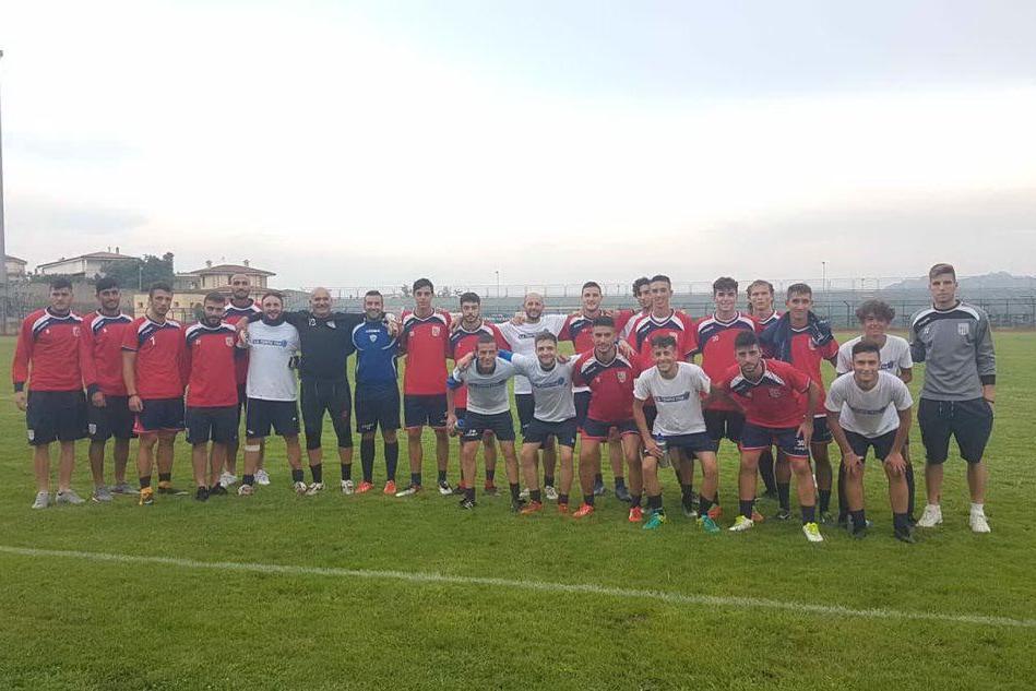 Serie D, la Torres vince 8-0 nell'amichevole di Tempio