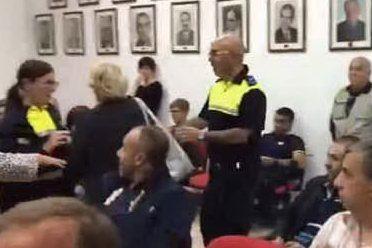 Villacidro, bagarre in consiglio comunale: intervengono i vigili