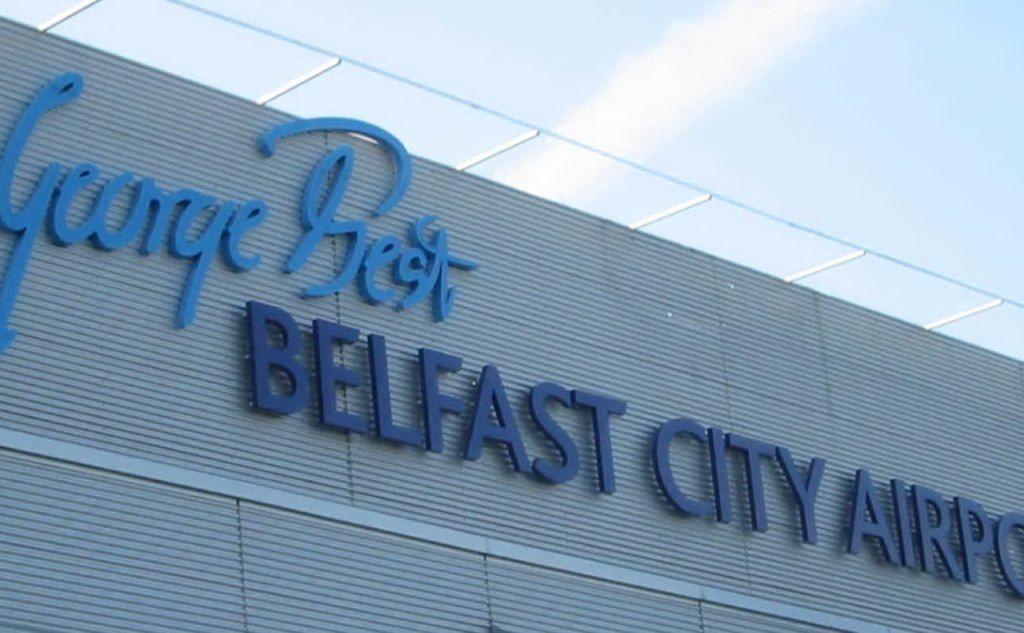 L'aeroporto di Belfast a lui dedicato