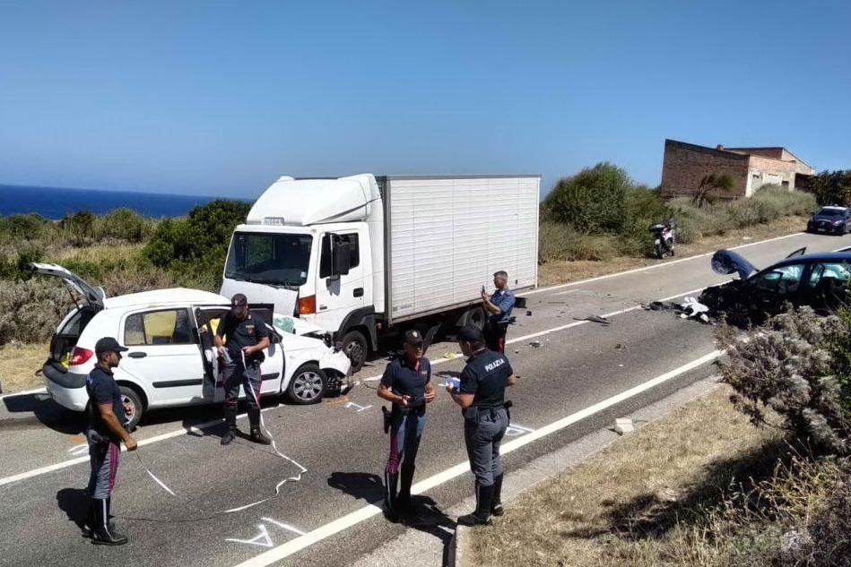 Incidente mortale a Castelsardo, la vittima è un 27enne