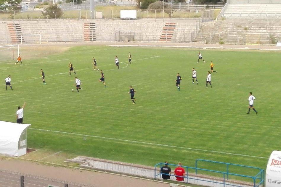 Eccellenza, la Torres si prepara per Sorso battendo 3-0 l'Ozierese in amichevole