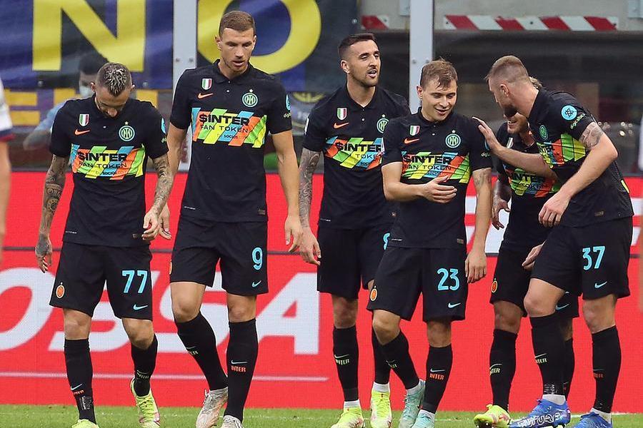 Serie A: l'Inter gioca a tennis col Bologna.Atalanta, Torino e Viola ok